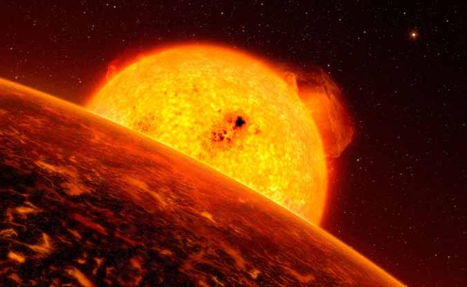 2020 रहा मानव इतिहास का सबसे गर्म साल