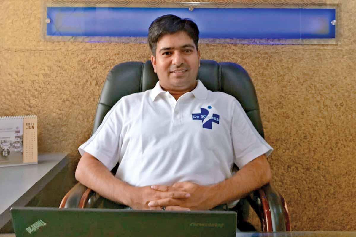 संघर्ष और मेहनत की बदौलत दिल्ली में सफल उद्यमी बना पहाड़ का बेटा