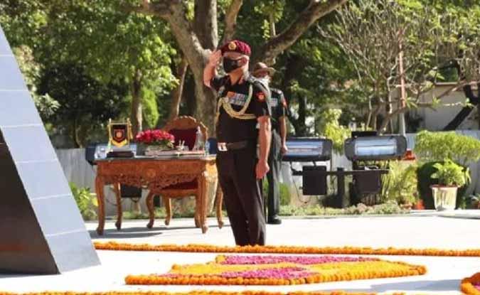पहाड़ के सपूत लेफ्टिनेंट जनरल योगेंद्र डिमरी ने संभाला सेंट्रल कमांड का दायित्व