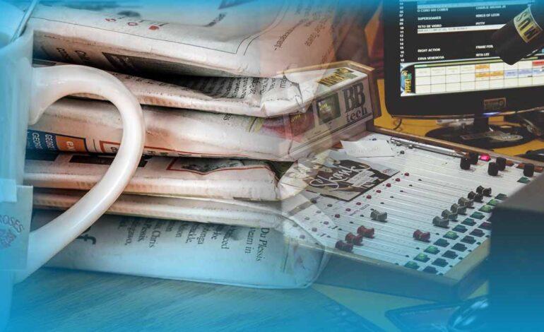 हिंदी पत्रकारिता का काल, कंकाल और महाकाल