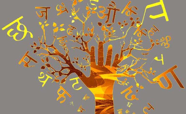 भाषाई स्वराज्य है लोकतंत्र की अपेक्षा